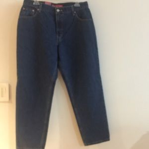 Levi's Red Tab 550 Jeans- Size 14 Short